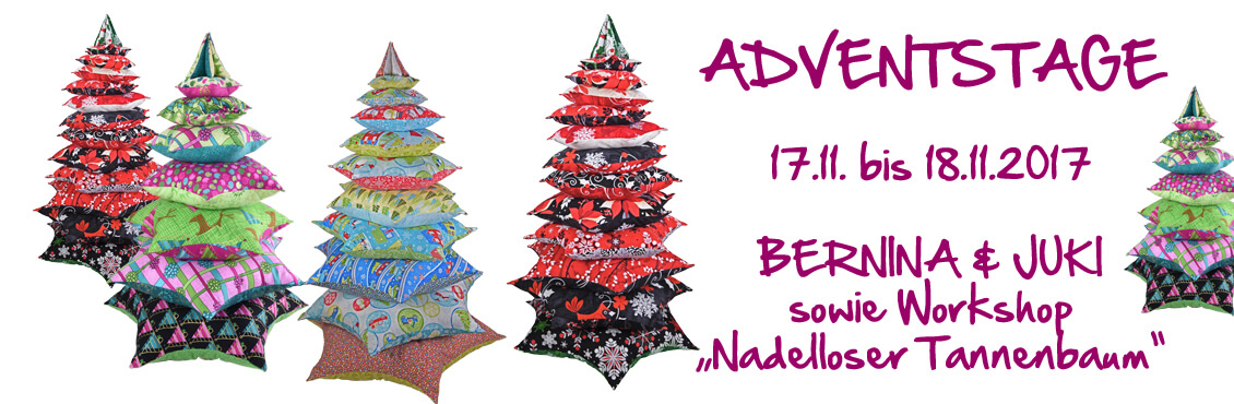 Workshop: Nadelloser Tannenbaum