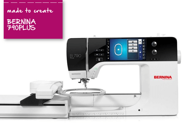 BERNINA PLUS 790