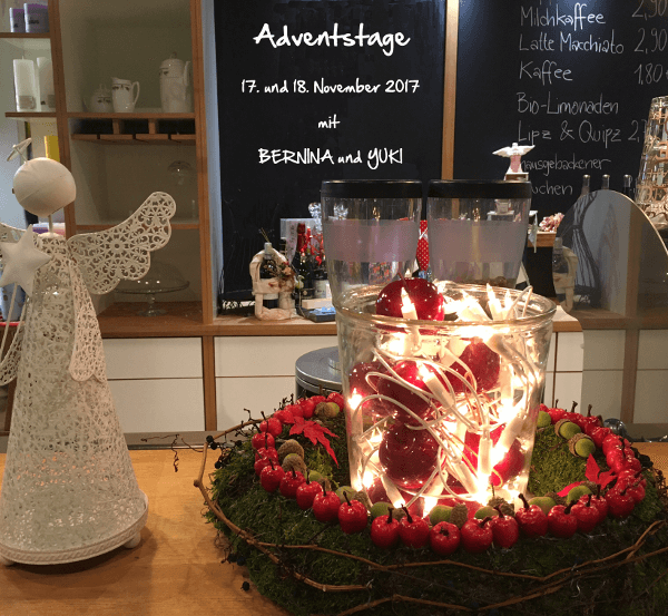 Advent im Stoffekontor