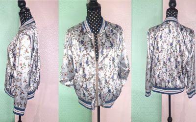 Jacke kopieren: Schnittmuster von Kleidung kopieren – Teil 2