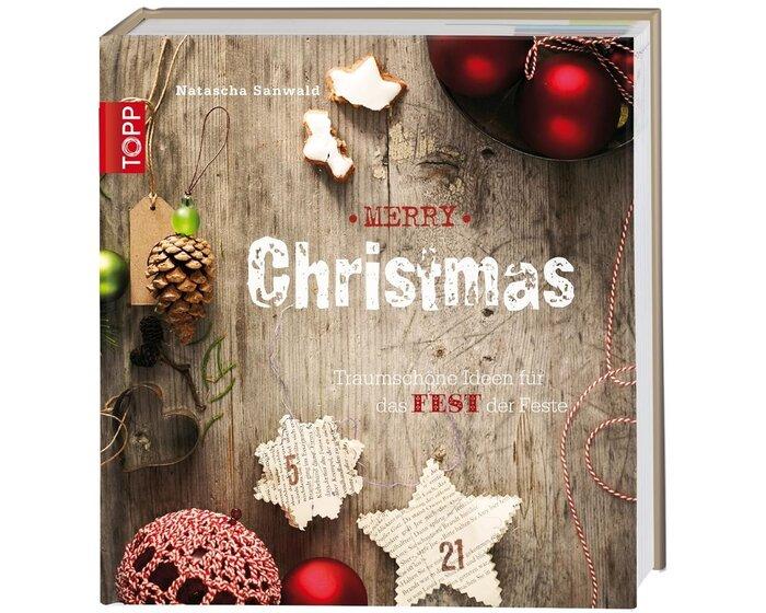 Weihnachts-Bastelbuch: Merry Christmas, TOPP
