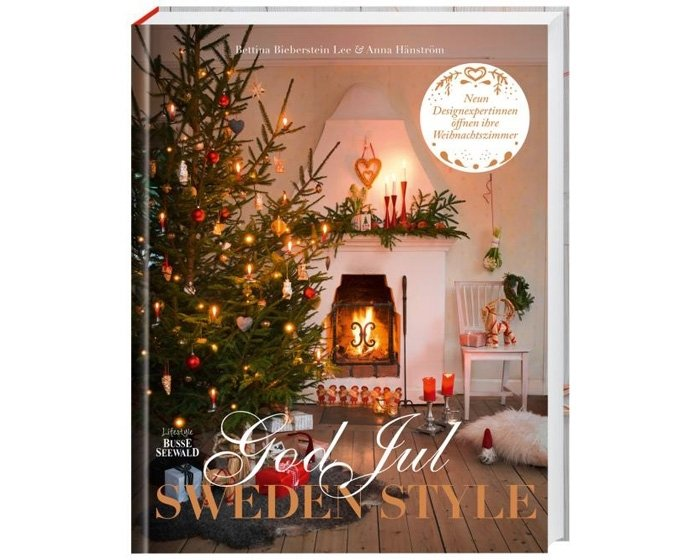 Homedekobuch: God Jul Sweden Style, Busse Seewald