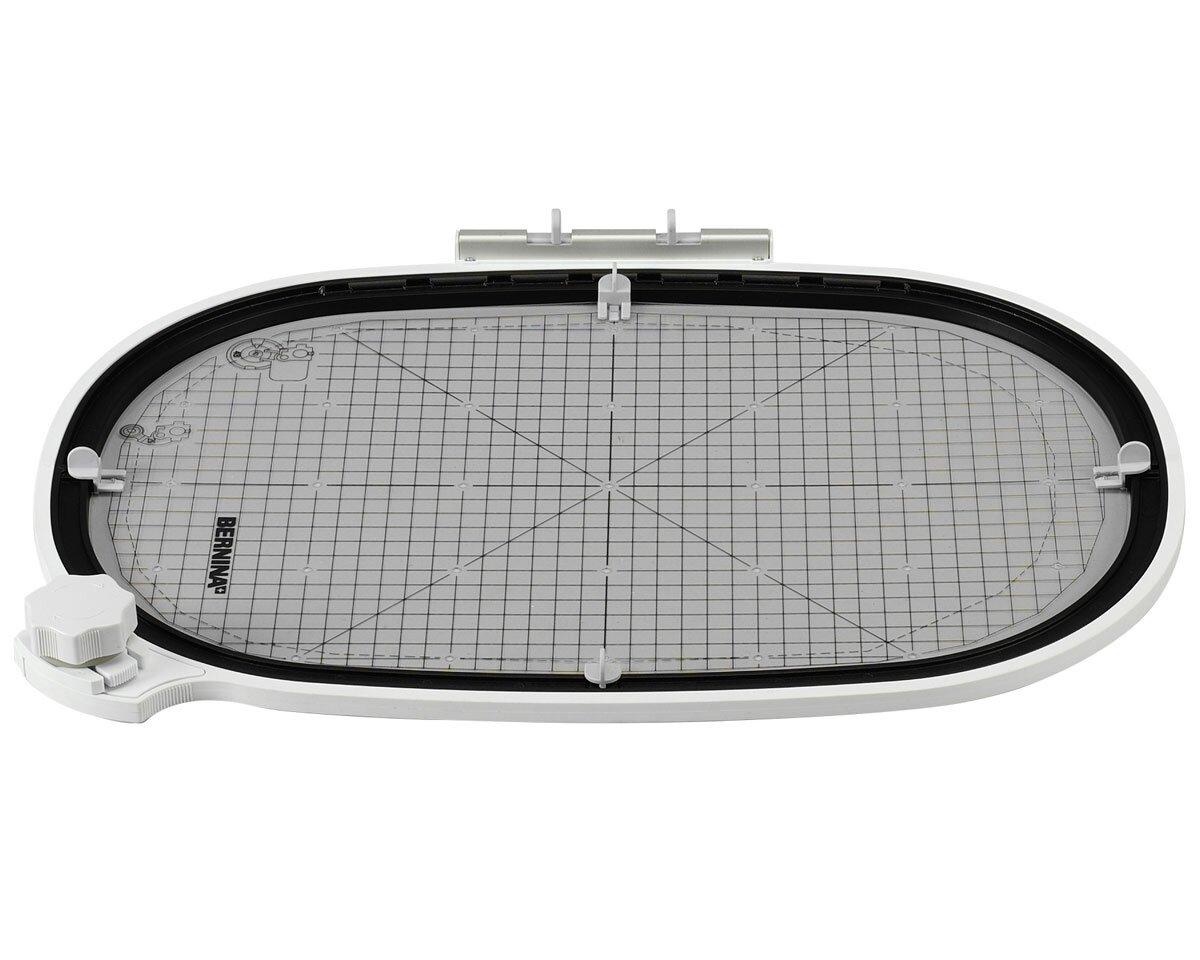 BERNINA Stickrahmen JUMBO HOOP, 40 x 26/21 cm