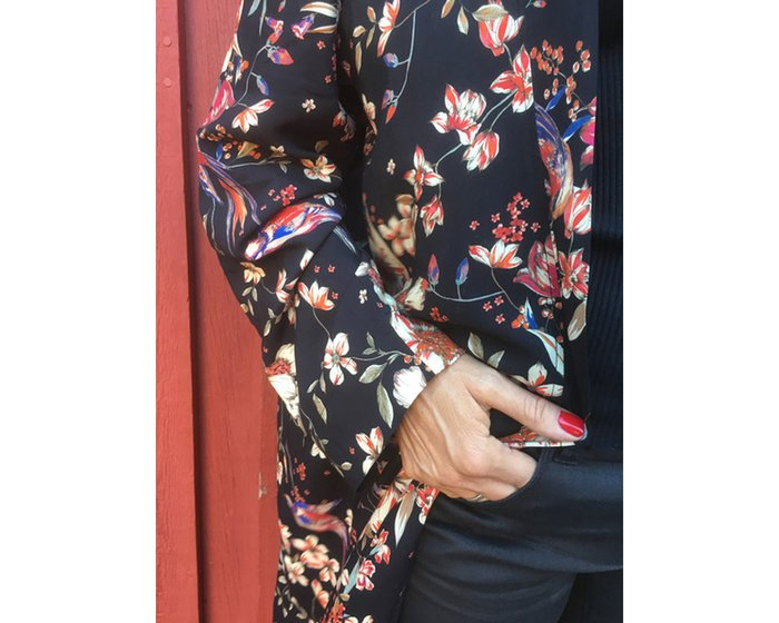Kimono-Jacke, Schnittmuster ONION 6023