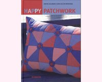 Patchworkbuch: Happy Patchwork, Klematis