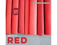 Patchworkbuch: Simply Color Red, Moda Fabrics