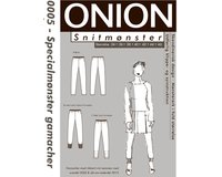 Leggings, Schnittmuster ONION 0005