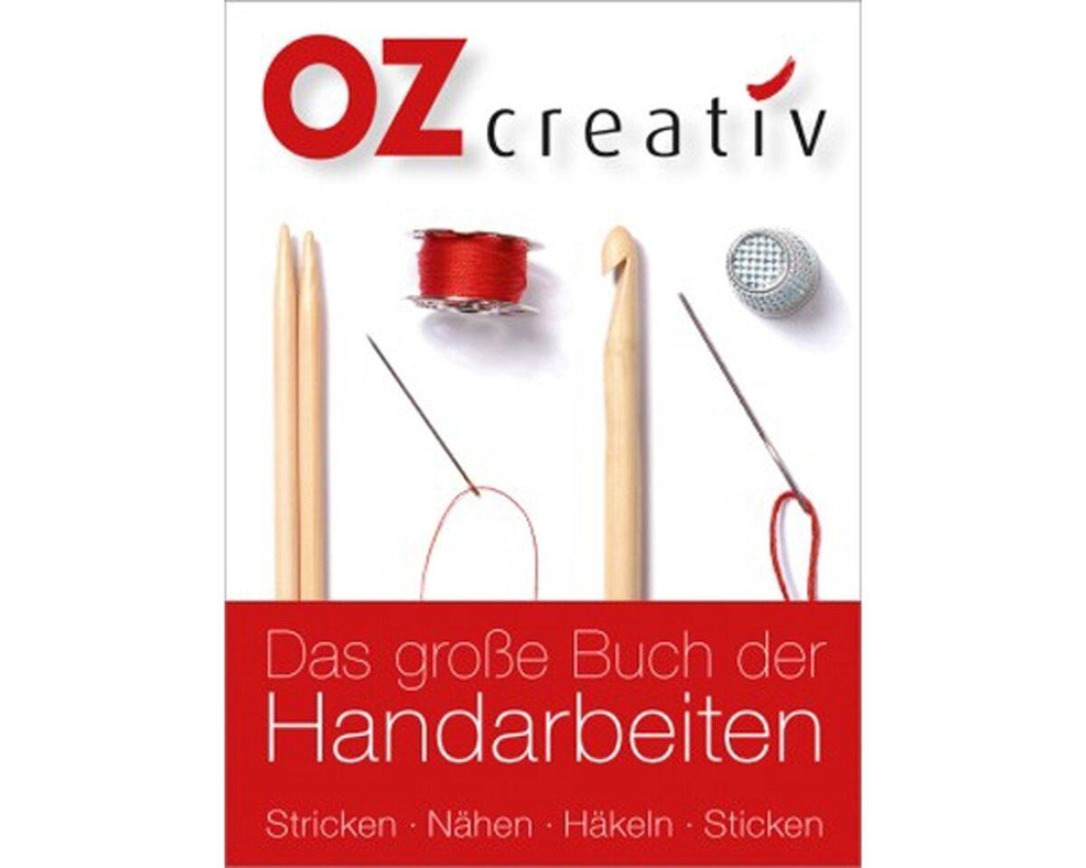 Handarbeitsbuch Das Große Buch Der Handarbeiten Oz Verlag