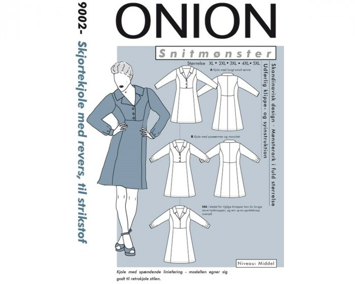 1 Ansichtsexemplar Hemdblusenkleid mit Knopfleiste, PLUSGRÖSSE ...
