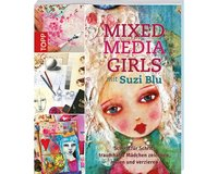 Mixed Media Girls mit Suzi Blu, TOPP