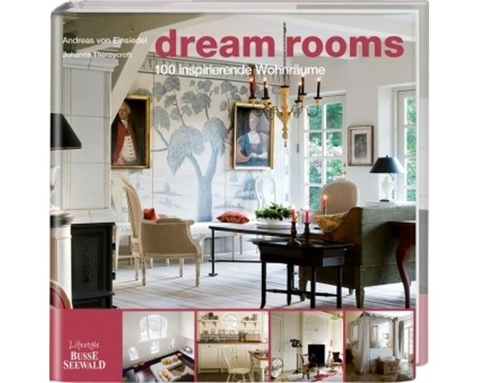 Homedekobuch dream rooms, Busse Seewald