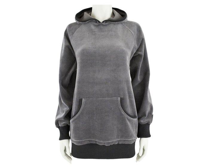 newest 4f6e7 0723e Sweatshirt oder Kapuzenjacke, Schnittmuster ONION 5024