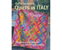 Patchworkbuch: Kaffe Fassetts Quilts in Italy, Rowan Fabrics