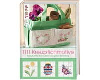 Stickbuch: 1111 Kreuzstichmotive, TOPP