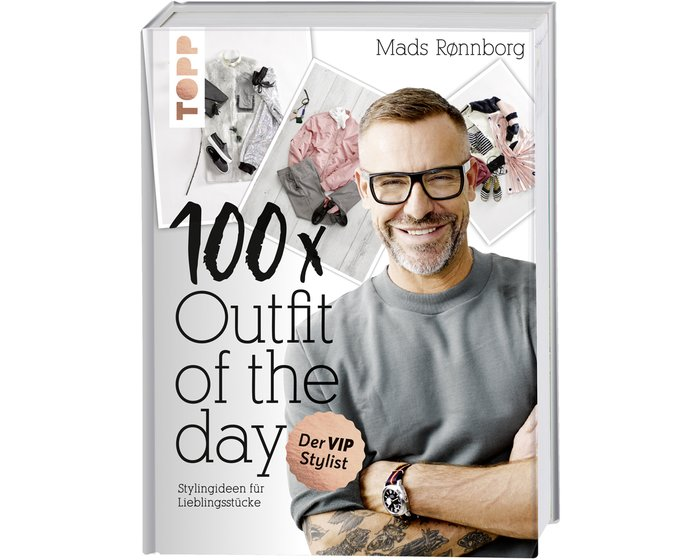 Modebuch: 100 x Outfit of the day, TOPP