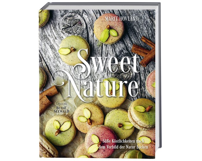 Backbuch: Sweet Nature, Busse Seewald