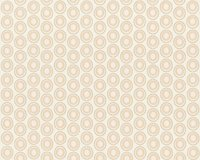 Patchworkstoff OVAL ELEMENTS, Pfauenaugen, hellbeige, Art...