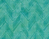 Batik-Patchworkstoff THE SWEET LIFE, Chevron-Zacken,...