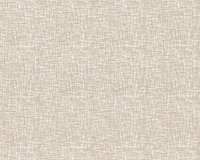 Patchworkstoff MODERN BACKGROUND LUSTER, Strichelkaro, weiß-gold