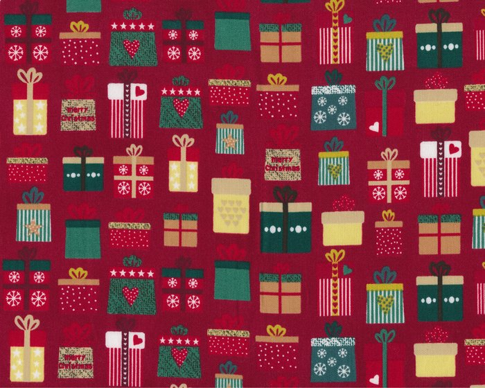 Serie: Christmas For Friends - Patchworkstoffe online kaufen