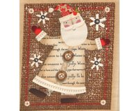 60-cm-Rapport Patchworkstoff HOLIDAY STITCHES,...