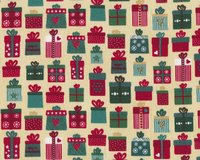 Patchworkstoff CHRISTMAS FOR FRIENDS, Geschenke,...