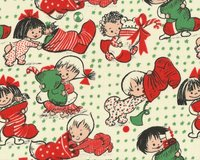 Baumwollflanell Christmas Stockings, Kinder mit...