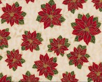 Patchworkstoff HOLIDAY FLOURISH mit...