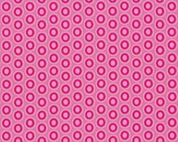 Patchworkstoff OVAL ELEMENTS, Pfauenaugen, pink, Art Gallery