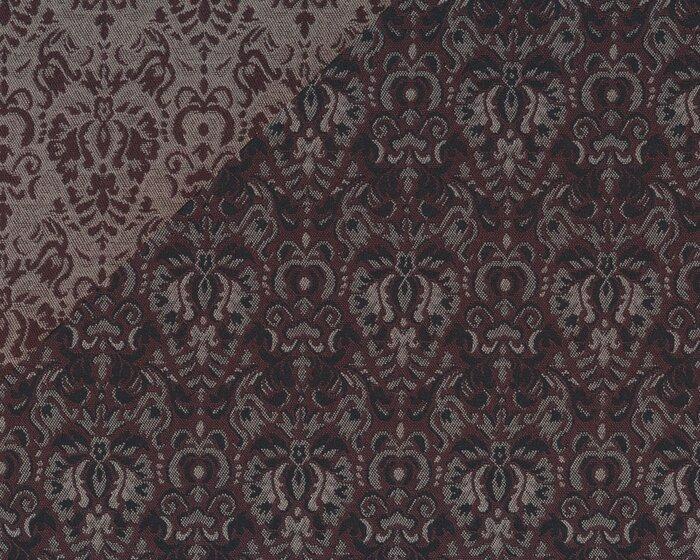 Dekostoff Canvas Ottoman Geometrisches Muster 0