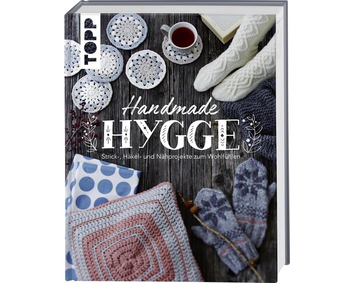 Handarbeitsbuch Zarte Schneeflocken Häkeln Topp