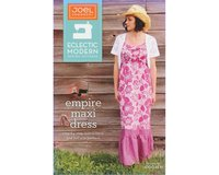Schnittmuster EMPIRE MAXI DRESS von Joel Dewberry