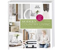 Homedekobuch MODERN COUNTRY LIVING, Busse Seewald