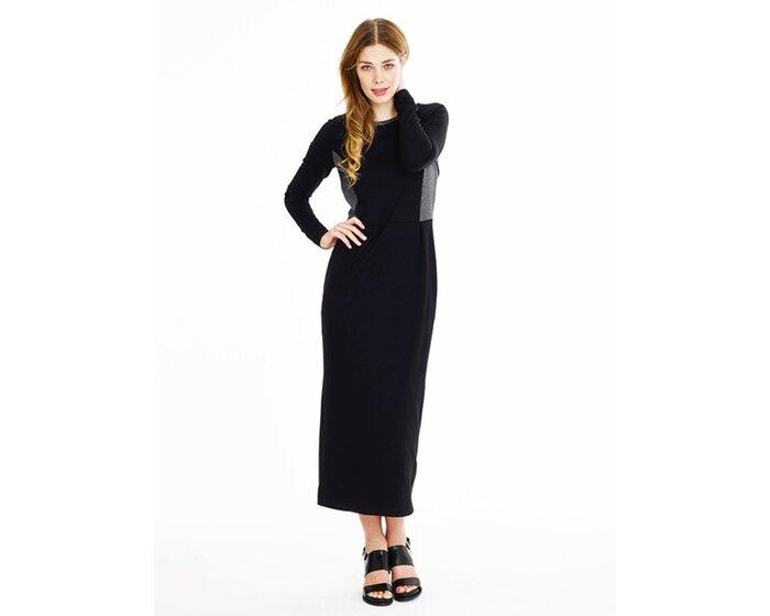 Kleid mit Wiener Nähten, Schnittmuster ONION 2073