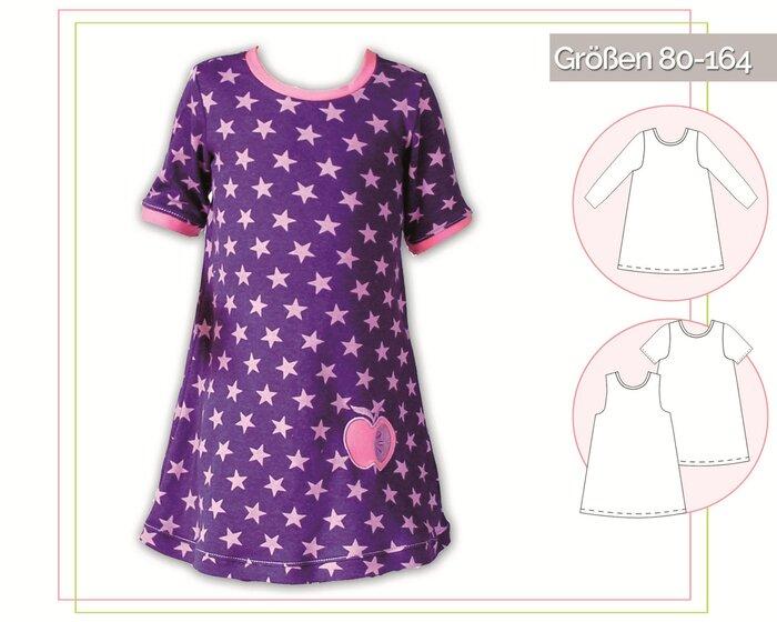 104 kostenlos schnittmuster kleid Kleid
