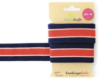 Strick-Band STRIPE ME COLLEGE CHECK POINT, Streifen,...