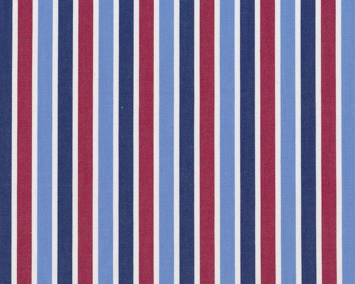 Möbel & Wohnen Klassisch Breite Streifen Blau Grau Creme-baumwolle Mischung Doppel 4 Stück Bettwäsche