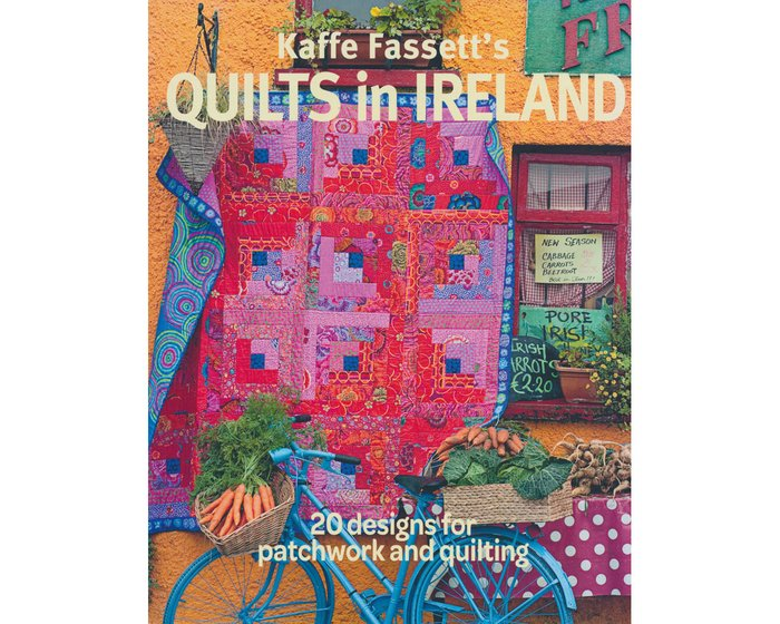 Patchworkbuch: Kaffe Fassetts Quilts in Ireland, Rowan Fabrics