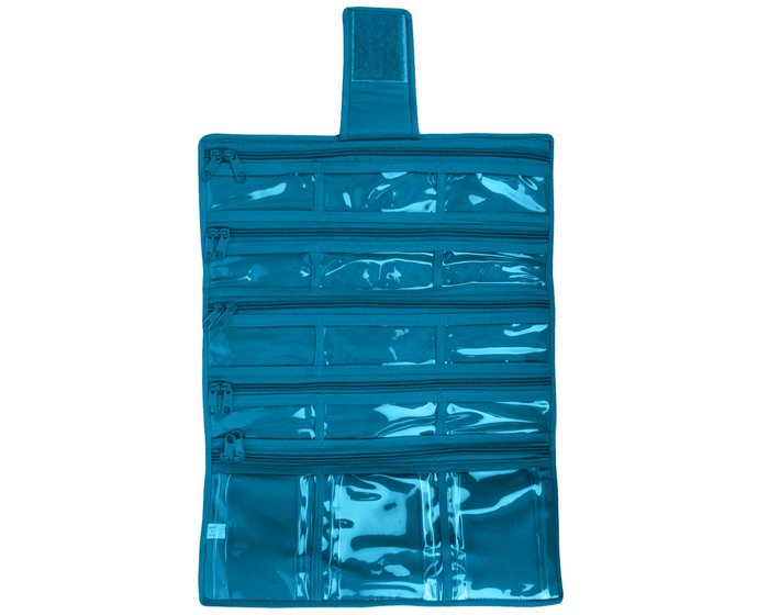 yazzii-Tasche SEWING MACHINE FEET ORGANIZER, aqua