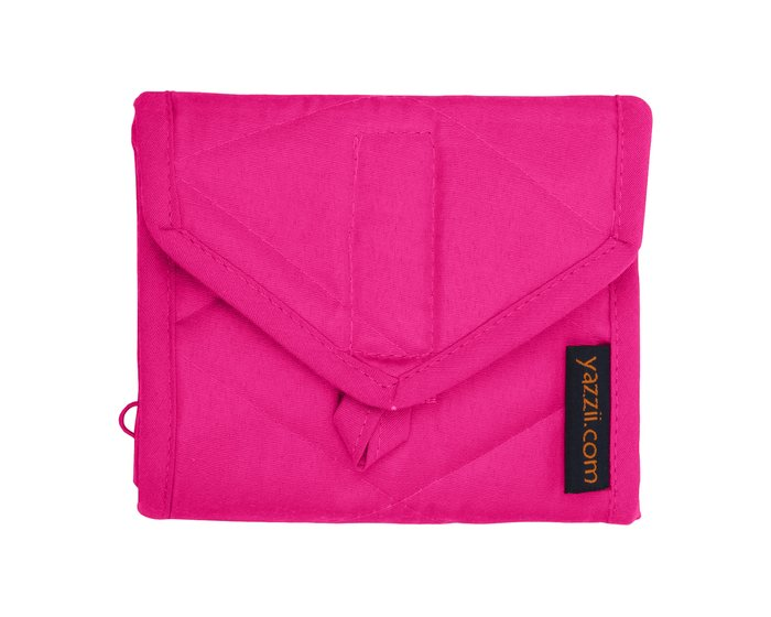 yazzii-Etui TRAVEL WALLET, pink