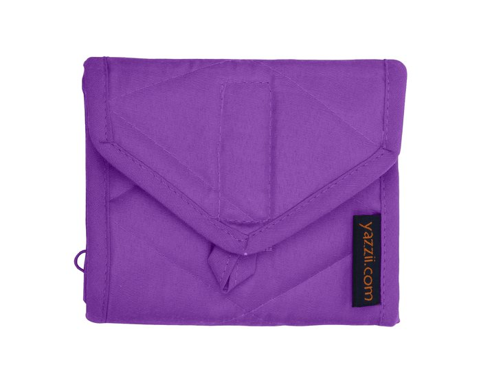 yazzii-Etui TRAVEL WALLET, lila