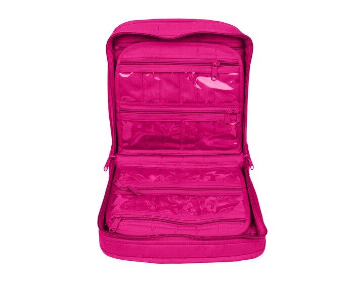 0124d92771d05 yazzii-Tasche OVAL CRAFT ORGANIZER, pink