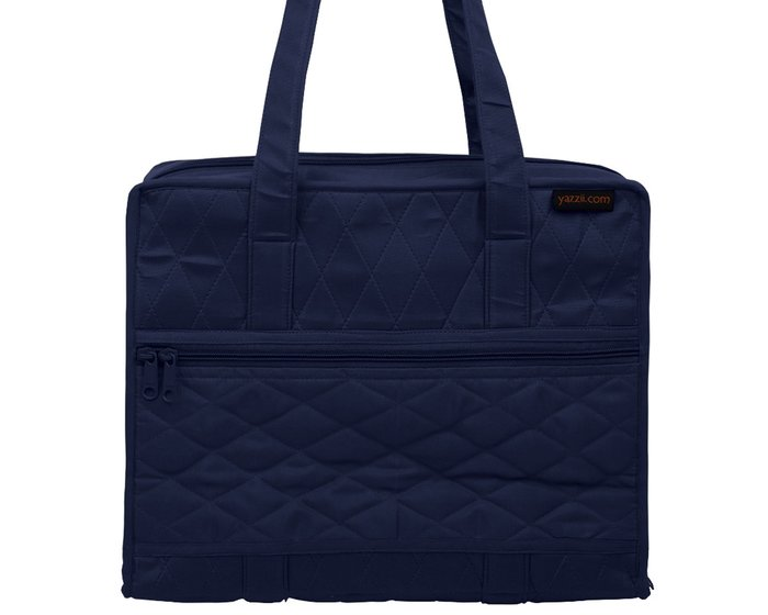 yazzii-Tasche QUILTERS PROJECT BAG, dunkelblau