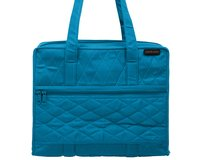 yazzii-Tasche QUILTERS PROJECT BAG, aqua