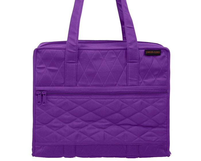 yazzii-Tasche QUILTERS PROJECT BAG, lila
