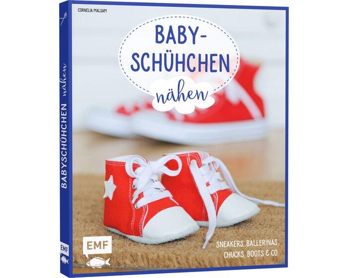 best loved 7cc5e 547d6 Nähbuch: Baby-Schühchen nähen, EMF