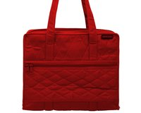 yazzii-Tasche QUILTERS PROJECT BAG, rot