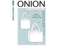Shopper, Schnittmuster ONION 6028