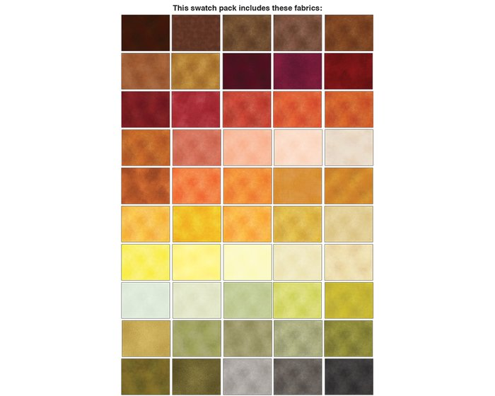 Precuts Jelly Roll Jumbo SHADOW BLUSH, earth tones, Benartex