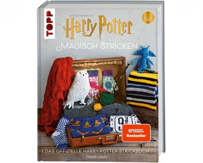 Strickbuch: Harry Potter - Magisch stricken,Topp
